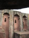 An amazing feat - to carve a church out of rock - Lalibela, Ethiopia
